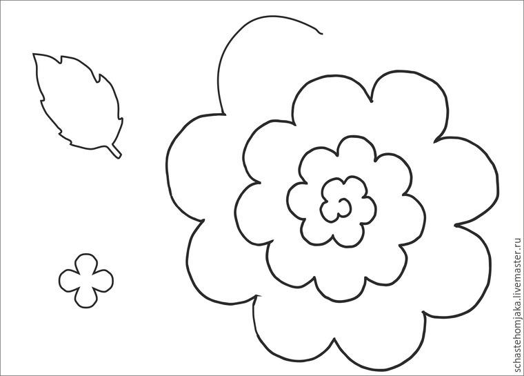160217101049bccd14fb3d724feccf9ec5e1f5581d31 Букет из фетра своими руками. Мастер-класс 8 марта Выпускной День рождения День учителя Свадьба Букет из фетровых цветов
