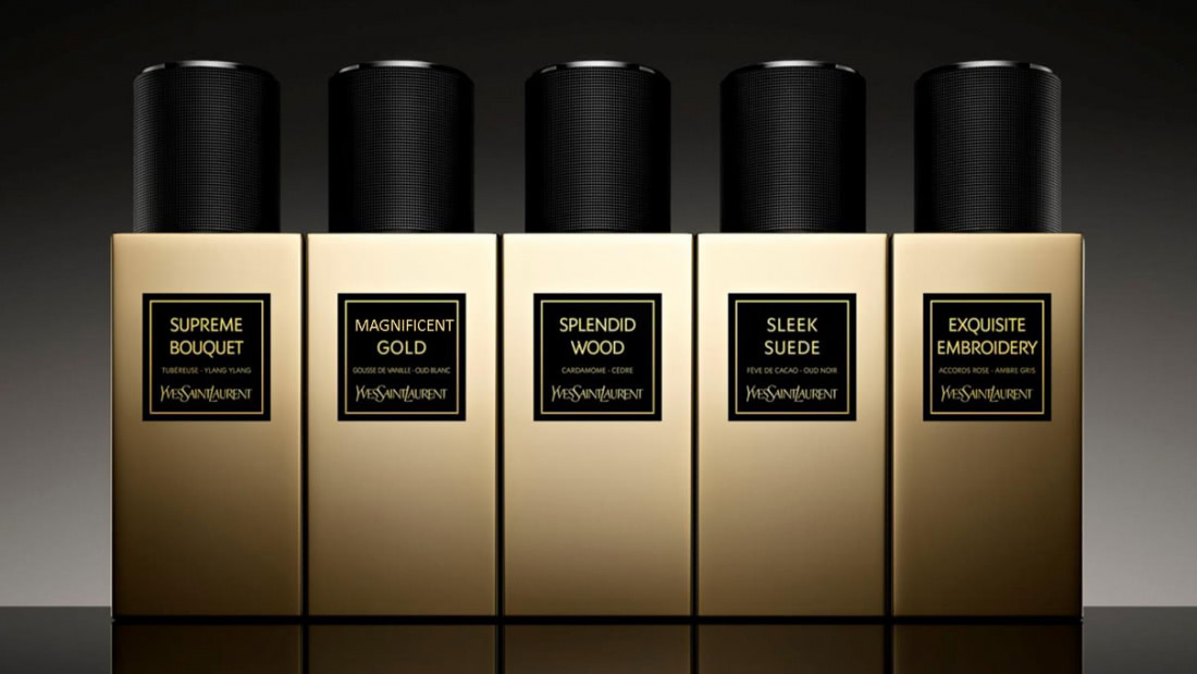 Le Vestiaire des Parfums Oriental Collection — новая парфюмерная коллекция от Yves Saint Laurent